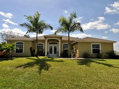 334 SW Aster Road, Port Saint Lucie, FL 34953 - #: RX-10413491