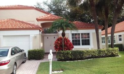 8047 N Tranquility Lake Drive, Delray Beach, FL 33446 - MLS#: RX-10413541