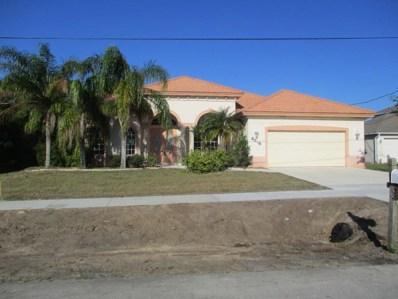 4318 SW Yamada Drive, Port Saint Lucie, FL 34953 - MLS#: RX-10413556