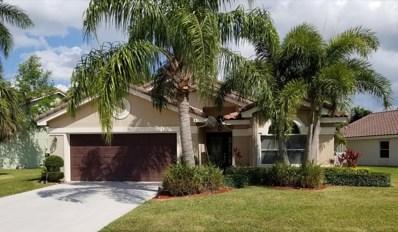 8621 Tourmaline Boulevard, Boynton Beach, FL 33472 - MLS#: RX-10413838
