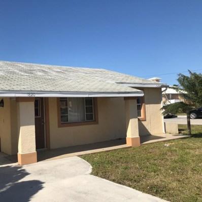1820 Binney Drive, Fort Pierce, FL 34949 - MLS#: RX-10413918