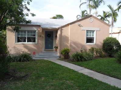 431 31st Street, West Palm Beach, FL 33407 - MLS#: RX-10414023