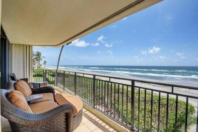 3009 S Ocean Boulevard UNIT 201, Highland Beach, FL 33487 - MLS#: RX-10414134