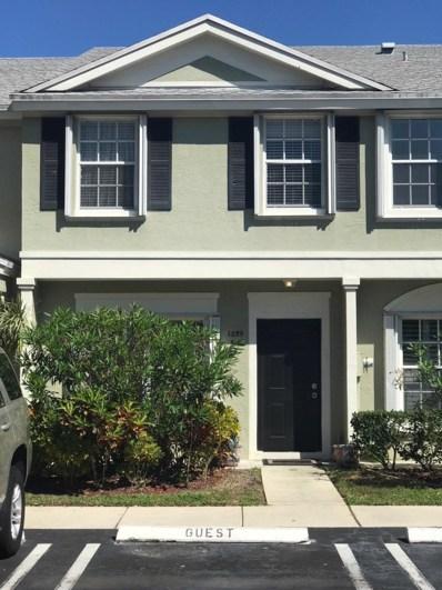 1059 Kokomo Key Lane, Delray Beach, FL 33483 - MLS#: RX-10414238