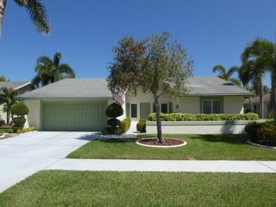 17670 Woodview Terrace, Boca Raton, FL 33487 - MLS#: RX-10414247