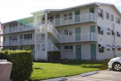 610 E Horizons UNIT 211, Boynton Beach, FL 33435 - #: RX-10414249