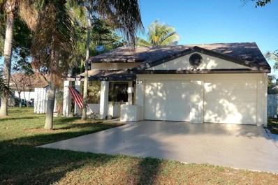 20 Paxford Lane, Boynton Beach, FL 33426 - MLS#: RX-10414255