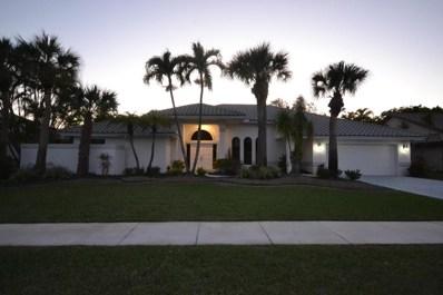 11391 Boca Woods Lane, Boca Raton, FL 33428 - MLS#: RX-10414431