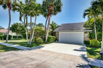 2836 Biarritz Drive, Palm Beach Gardens, FL 33410 - MLS#: RX-10414441