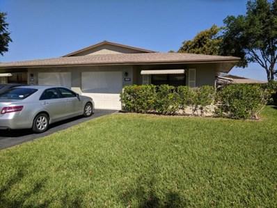 1537 Palmland Drive, Boynton Beach, FL 33436 - MLS#: RX-10414446