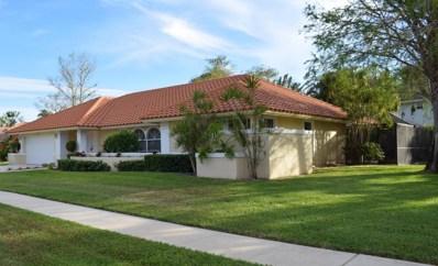 1661 Wiltshire Village Drive, Wellington, FL 33414 - MLS#: RX-10414447