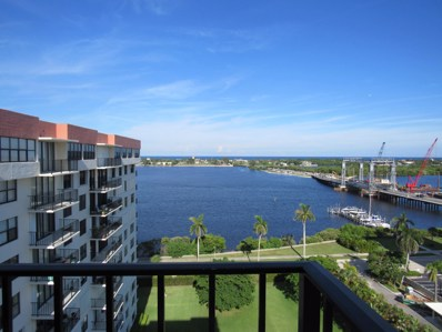 3800 Washington Road UNIT 1201, West Palm Beach, FL 33405 - MLS#: RX-10414501