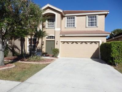 7632 Brunson Circle, Lake Worth, FL 33467 - MLS#: RX-10414644