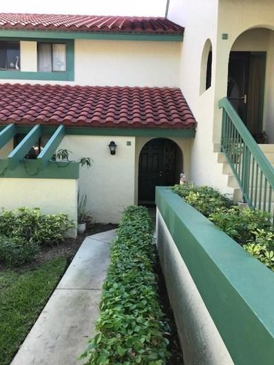 25 Lexington Lane W UNIT C, Palm Beach Gardens, FL 33418 - MLS#: RX-10414648