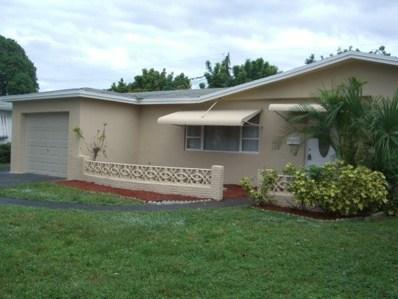 4300 NW 38th Terrace, Lauderhill, FL 33319 - MLS#: RX-10414670