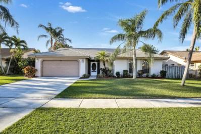 460 Oregon Lane, Boca Raton, FL 33487 - MLS#: RX-10414710