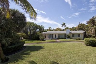 3601 N Flagler Drive, West Palm Beach, FL 33407 - MLS#: RX-10414746