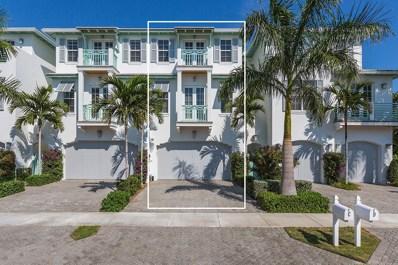 1011 Ingraham Avenue UNIT C, Delray Beach, FL 33483 - #: RX-10414788