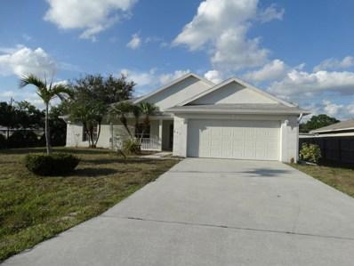 651 SE Penn Avenue, Port Saint Lucie, FL 34984 - MLS#: RX-10414843