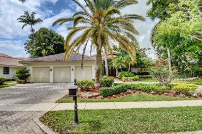 5867 NW 23rd Terrace, Boca Raton, FL 33496 - #: RX-10414844