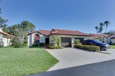 5903 Autumn Lake Lane UNIT A, Boynton Beach, FL 33437 - MLS#: RX-10414890