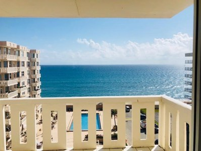 3450 S Ocean Boulevard UNIT 7170, Palm Beach, FL 33480 - MLS#: RX-10414926
