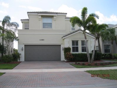11987 SW Knightsbridge Lane, Port Saint Lucie, FL 34987 - MLS#: RX-10415025