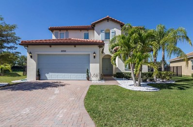 2095 Belcara Court, Royal Palm Beach, FL 33411 - MLS#: RX-10415141