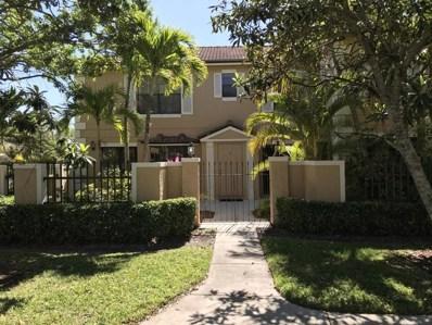 358 Prestwick Circle UNIT 1, Palm Beach Gardens, FL 33418 - MLS#: RX-10415188