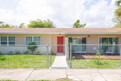 3503 Westview Avenue, West Palm Beach, FL 33407 - MLS#: RX-10415215