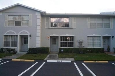 234 Foxtail Drive UNIT B, Greenacres, FL 33415 - MLS#: RX-10415232
