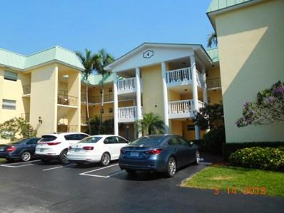 4 Colonial Club Drive UNIT 102, Boynton Beach, FL 33435 - MLS#: RX-10415322