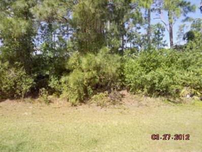 1950 SW Gourmet Street, Port Saint Lucie, FL 34953 - MLS#: RX-10415402