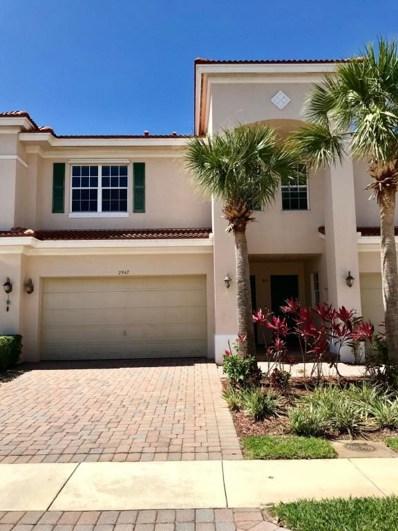 2942 SW Cedar Dunes Drive, Port Saint Lucie, FL 34953 - MLS#: RX-10415404