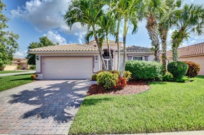7679 Caprio Drive, Boynton Beach, FL 33472 - MLS#: RX-10415470