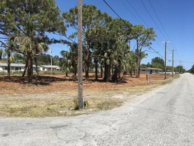 702 Revels Lane, Fort Pierce, FL 34950 - MLS#: RX-10415532