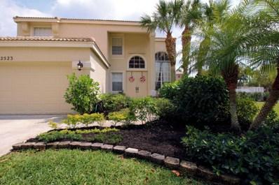 2523 Glendale Place, Royal Palm Beach, FL 33411 - MLS#: RX-10415545