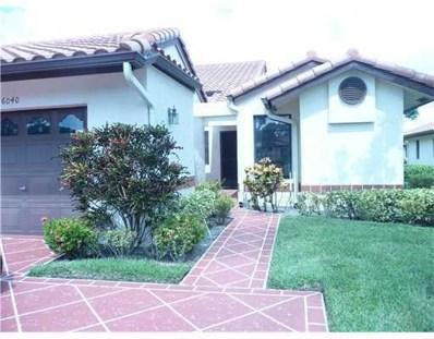 6040 Kings Gate Circle, Delray Beach, FL 33483 - MLS#: RX-10415583