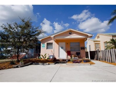 315 S J UNIT 1, Lake Worth, FL 33460 - MLS#: RX-10415654