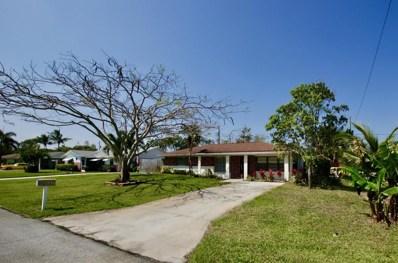 1612 Treemont Avenue, Jupiter, FL 33469 - MLS#: RX-10415759