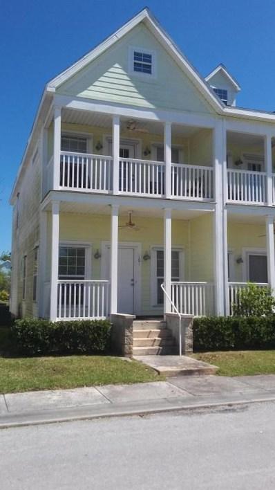 3322 Monterey Square Lane UNIT 101, Fort Pierce, FL 34982 - MLS#: RX-10415769