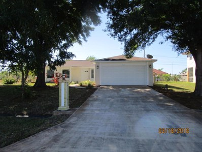 818 SW Koler, Port Saint Lucie, FL 34953 - MLS#: RX-10415853