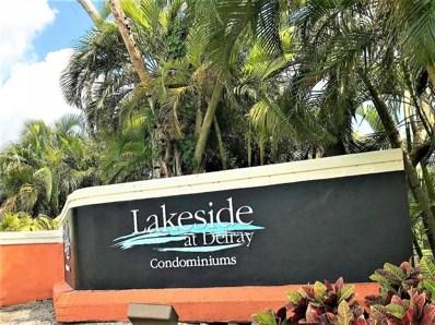 820 Lavers Circle UNIT G105, Delray Beach, FL 33444 - MLS#: RX-10415929
