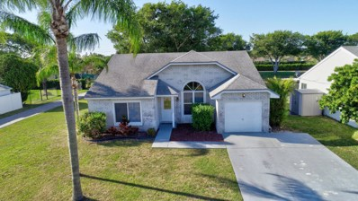 8276 Cedar Hollow Lane, Boca Raton, FL 33433 - MLS#: RX-10415947