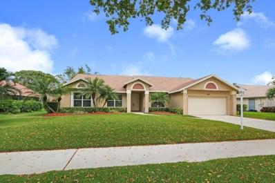 2519 Par Circle, Delray Beach, FL 33445 - #: RX-10416234