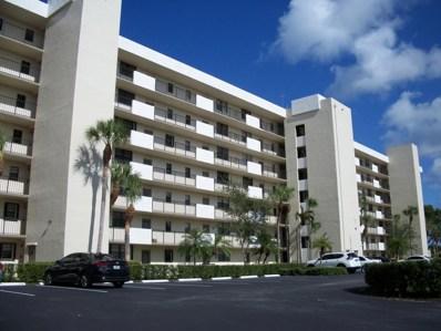 2400 Deer Creek Country Club Boulevard UNIT 601-1, Deerfield Beach, FL 33442 - MLS#: RX-10416295