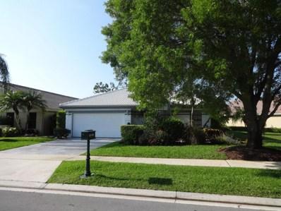 21104 Cottonwood Drive, Boca Raton, FL 33428 - #: RX-10416387