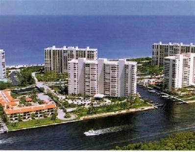 4301 N Ocean Boulevard UNIT A1504, Boca Raton, FL 33431 - MLS#: RX-10416430