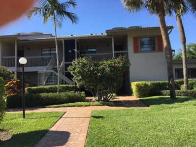 39 Eastgate Drive UNIT D, Boynton Beach, FL 33436 - MLS#: RX-10416466