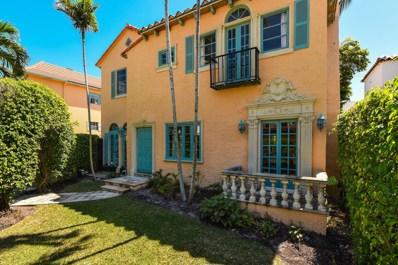 218 Everglade Avenue, Palm Beach, FL 33480 - MLS#: RX-10416534